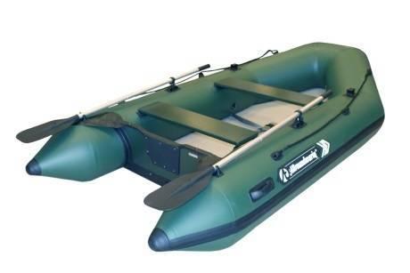 Schlauchboote zum Angeln