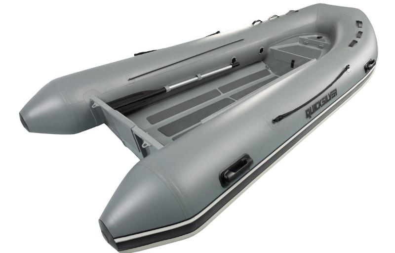 Schlauchboote mit Aluminiumfestrumpf